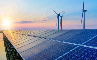 Impulso a las energías renovables y a la economía